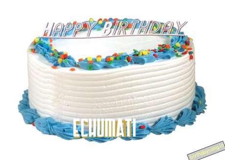 Happy Birthday Echumati