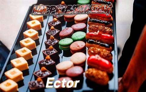 Happy Birthday Ector