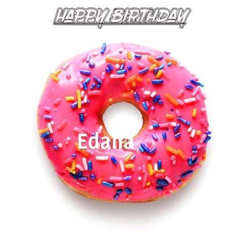 Birthday Images for Edana
