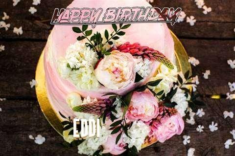 Eddi Birthday Celebration