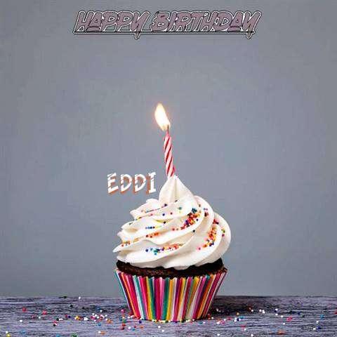 Happy Birthday to You Eddi