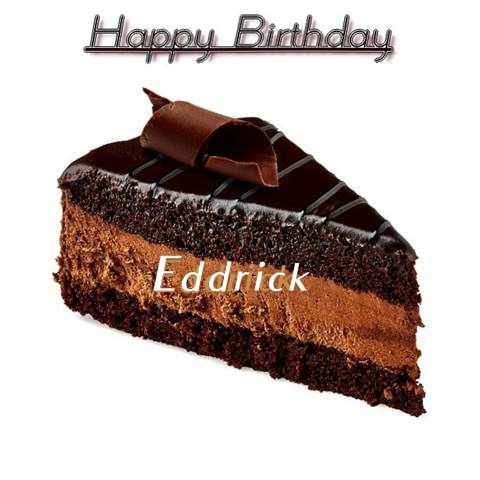 Birthday Wishes with Images of Eddrick