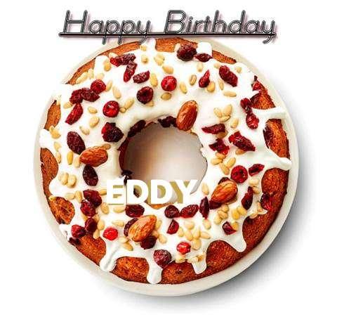Happy Birthday Eddy