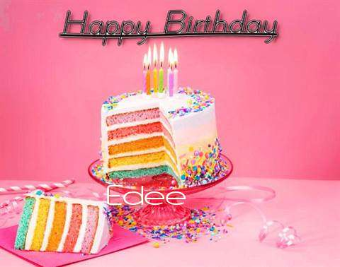 Edee Birthday Celebration