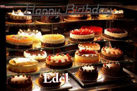 Happy Birthday to You Edel