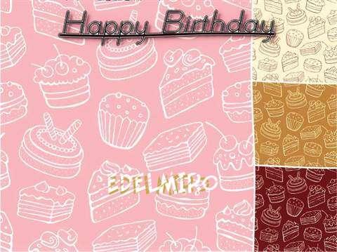Happy Birthday to You Edelmiro