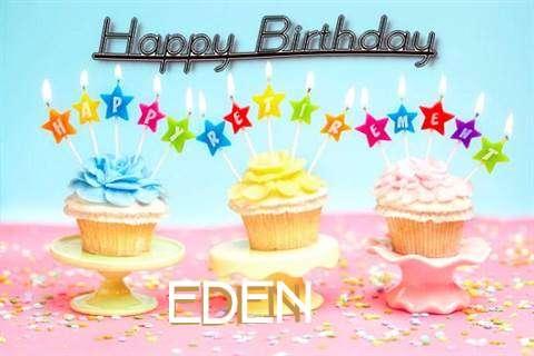 Happy Birthday Eden