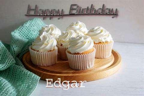 Happy Birthday Edgar