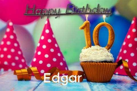 Birthday Images for Edgar