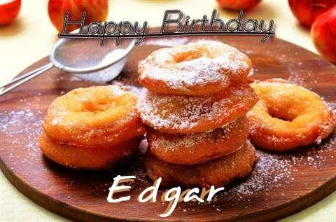 Happy Birthday Wishes for Edgar