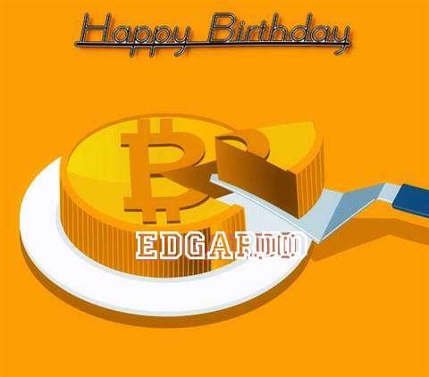 Happy Birthday Wishes for Edgardo