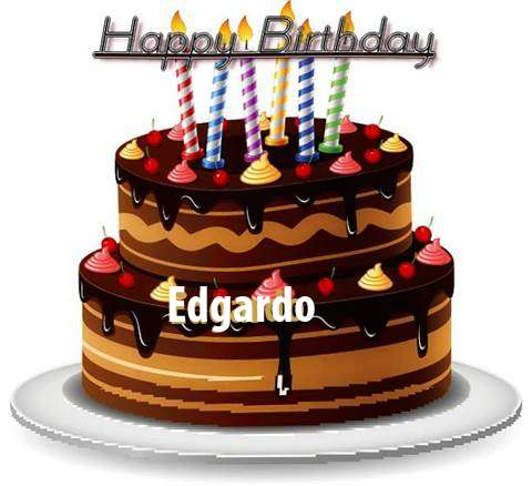 Happy Birthday to You Edgardo