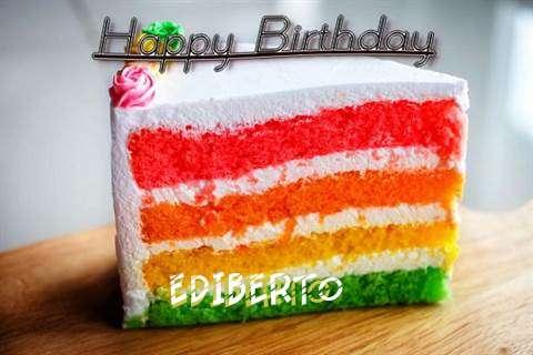 Happy Birthday Ediberto