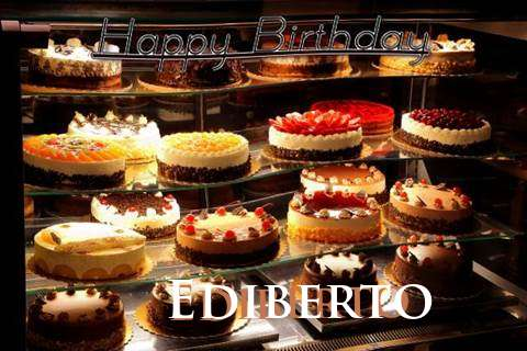 Happy Birthday to You Ediberto
