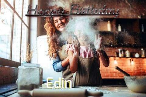 Edin Birthday Celebration
