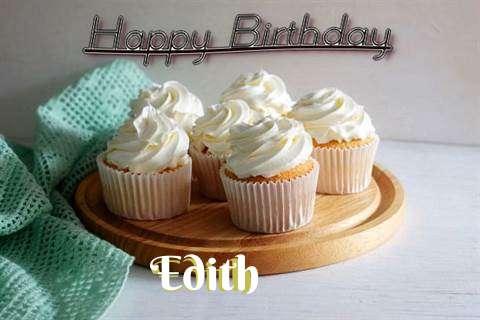 Happy Birthday Edith