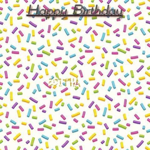 Happy Birthday Wishes for Editha