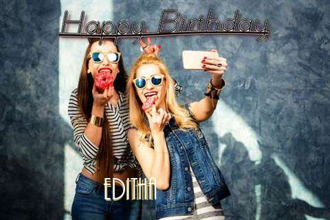 Happy Birthday to You Editha