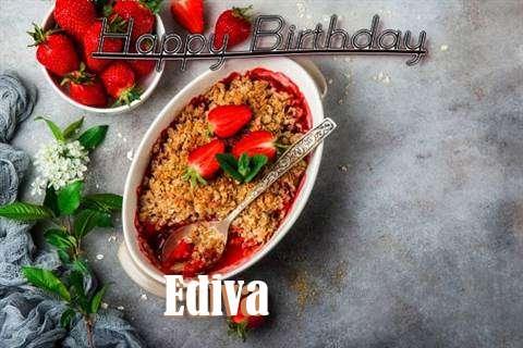 Birthday Images for Ediva