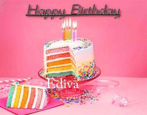 Ediva Birthday Celebration