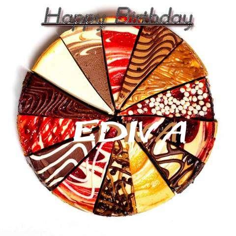 Happy Birthday to You Ediva