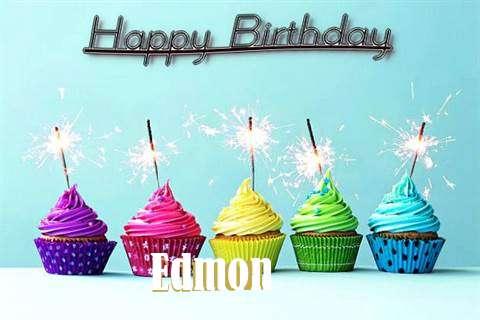 Happy Birthday Edmon