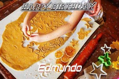 Birthday Wishes with Images of Edmundo