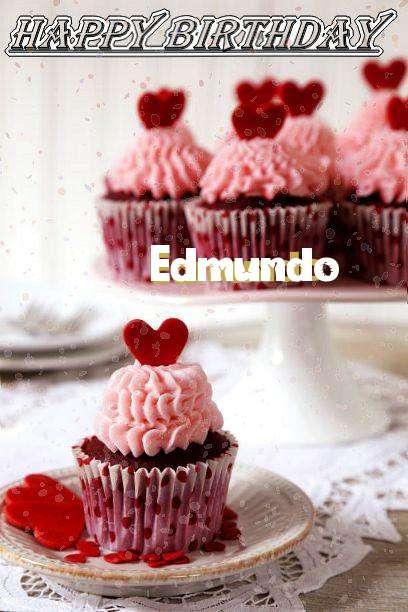 Happy Birthday Wishes for Edmundo
