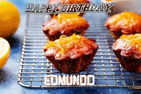 Happy Birthday Cake for Edmundo