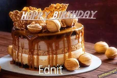 Happy Birthday Ednit