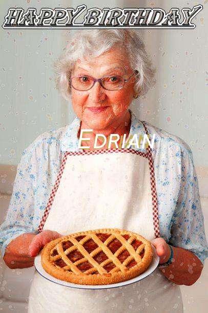 Happy Birthday to You Edrian