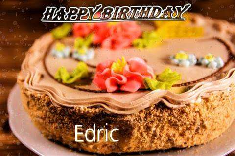 Birthday Images for Edric