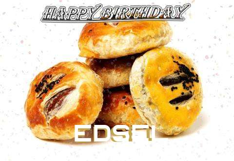 Happy Birthday to You Edsel