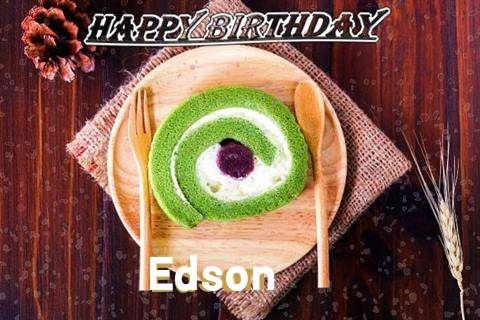 Wish Edson