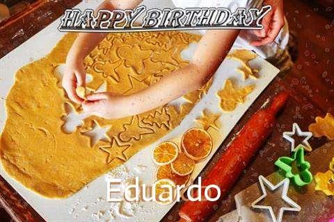 Birthday Wishes with Images of Eduardo