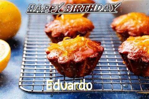 Happy Birthday Cake for Eduardo