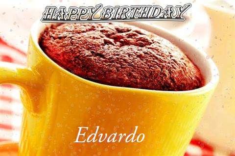 Birthday Wishes with Images of Edvardo