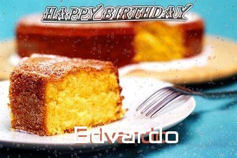 Happy Birthday Wishes for Edvardo