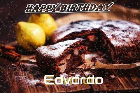 Happy Birthday to You Edvardo