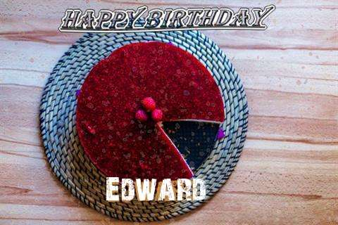 Happy Birthday Wishes for Edward