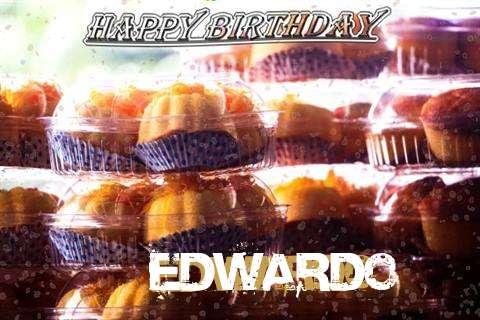 Happy Birthday Wishes for Edwardo