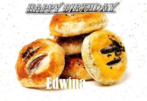 Happy Birthday to You Edwina