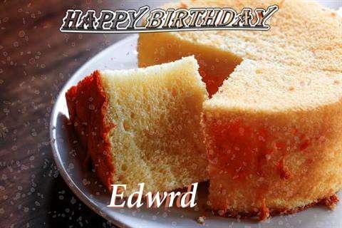 Edwrd Birthday Celebration
