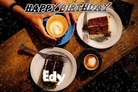 Happy Birthday to You Edy