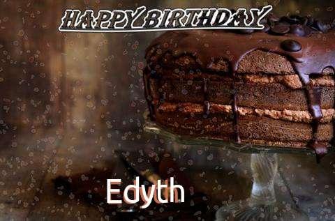 Happy Birthday Cake for Edyth
