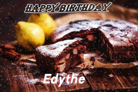 Happy Birthday to You Edythe
