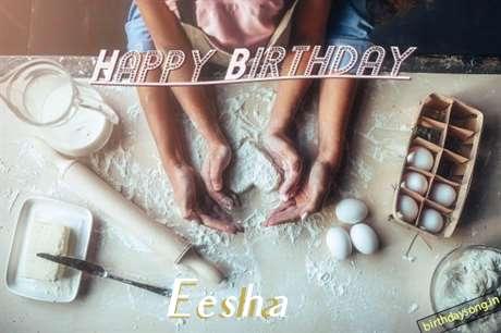 Birthday Wishes with Images of Eesha