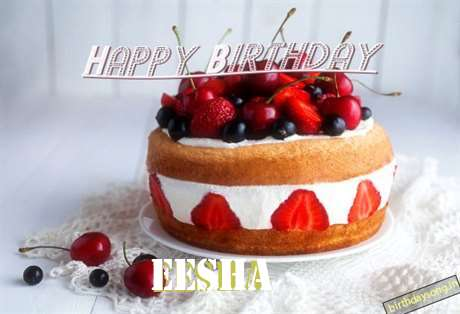 Birthday Images for Eesha