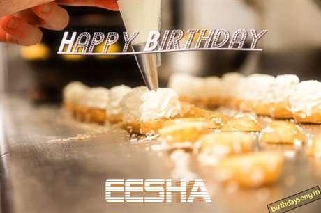Eesha Birthday Celebration
