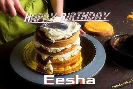 Happy Birthday to You Eesha